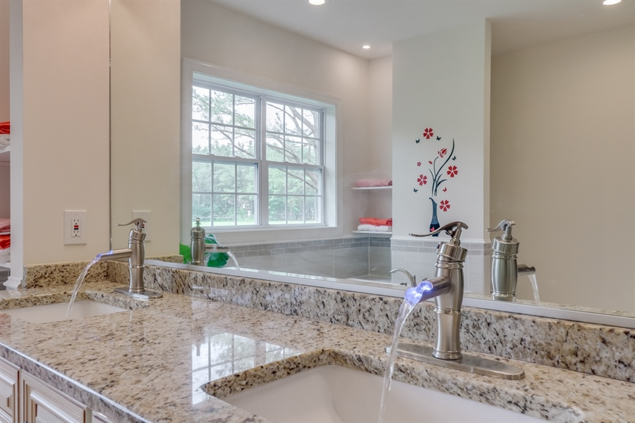 Real Estate Photography - 26180 Tuscany Dr, Millsboro, DE, 19966 - Smart Faucets