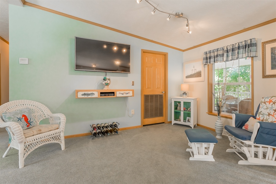 Real Estate Photography - 33034 Suburban Blvd, Lewes, DE, 19958 - Living Room