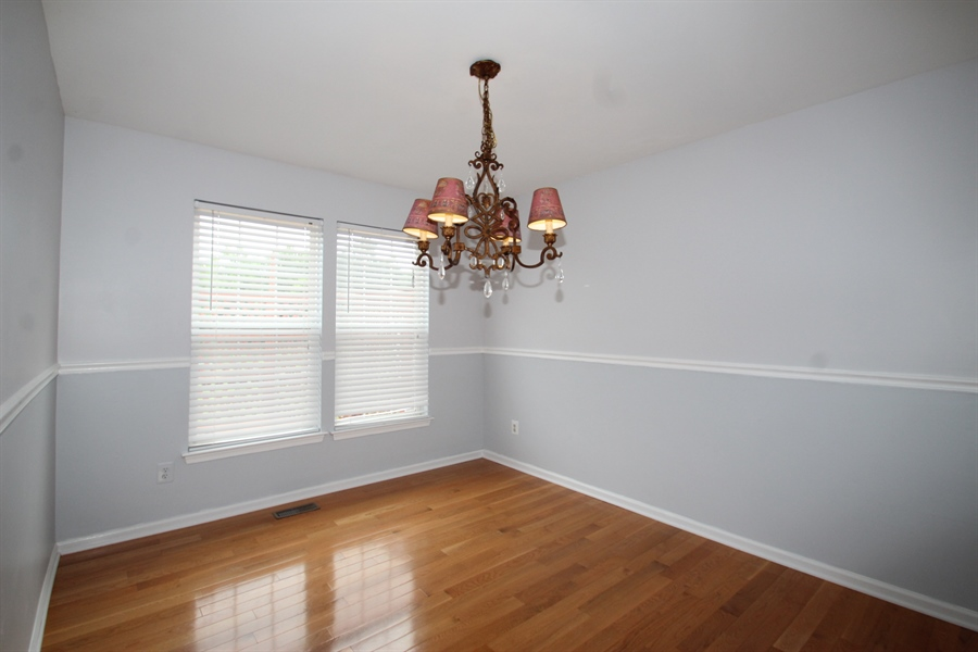 Real Estate Photography - 6 Hargrove Ct, Newark, DE, 19702 - Dining Room