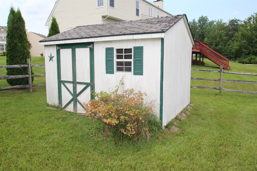 Real Estate Photography - 6 Hargrove Ct, Newark, DE, 19702 - Shed