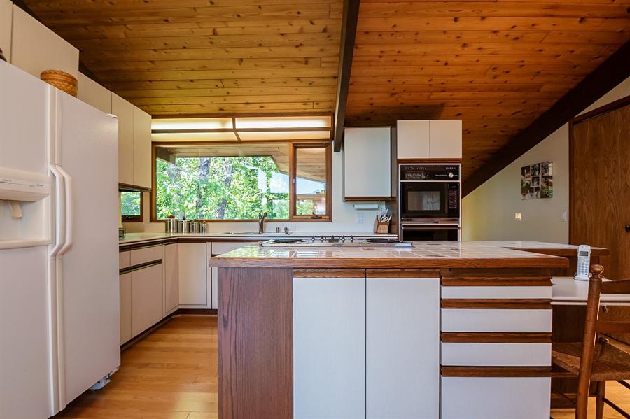 Real Estate Photography - 3319 Breidablik Dr, Greenville, DE, 19807 - Kitchen Island