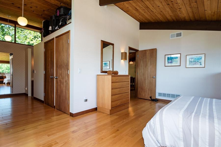 Real Estate Photography - 3319 Breidablik Dr, Greenville, DE, 19807 - 3 Closets in Dressing Area