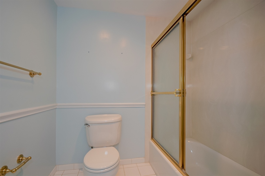 Real Estate Photography - 614 Loveville Rd, Hockessin, DE, 19707 - Master Bath with Separate Shower And Toilet Area