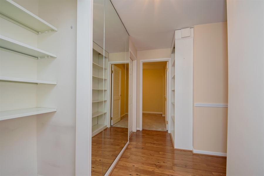 Real Estate Photography - 614 Loveville Rd, Hockessin, DE, 19707 - Lots Of Shelving And Closet Space