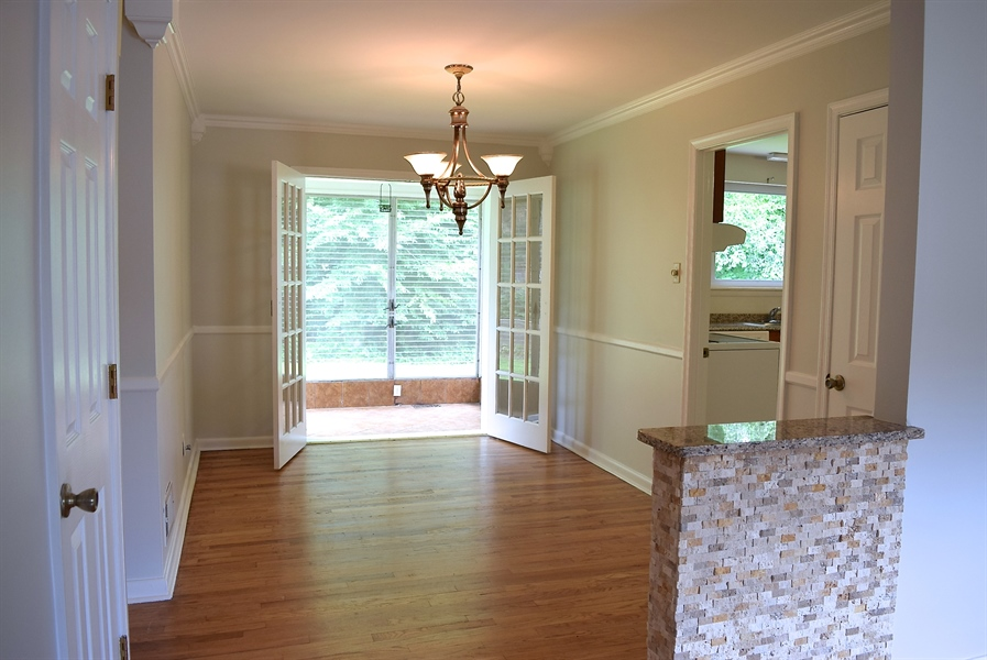 Real Estate Photography - 2907 Duncan Rd, Wilmington, DE, 19808 - Dinning Room
