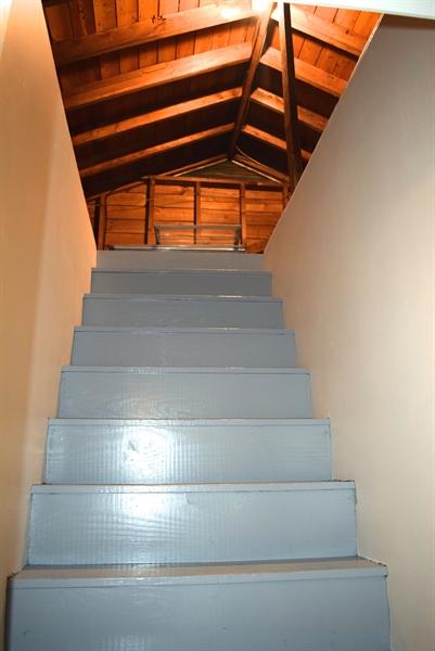 Real Estate Photography - 2907 Duncan Rd, Wilmington, DE, 19808 - Walkup attic