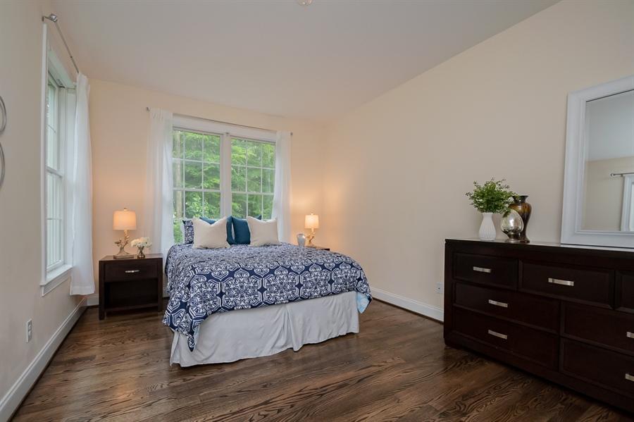 Real Estate Photography - 131 Ayrshire Dr, Landenberg, PA, 19350 - Main Floor Owner's Bedroom