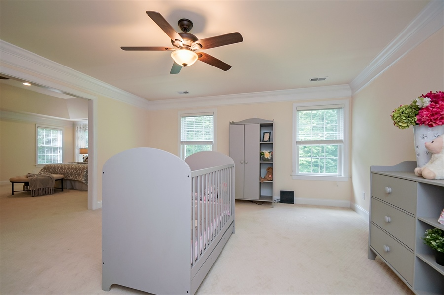 Real Estate Photography - 131 Ayrshire Dr, Landenberg, PA, 19350 - Nursery/Office/Theater