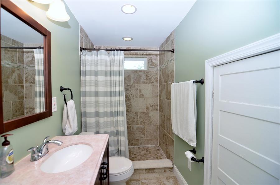 Real Estate Photography - 312 S Dupont Rd, Wilmington, DE, 19805 - Master Bath