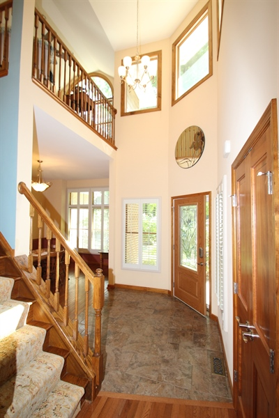 Real Estate Photography - 94 Hunt Valley Loop, Elkton, MD, 21921 - 2 Story Foyer