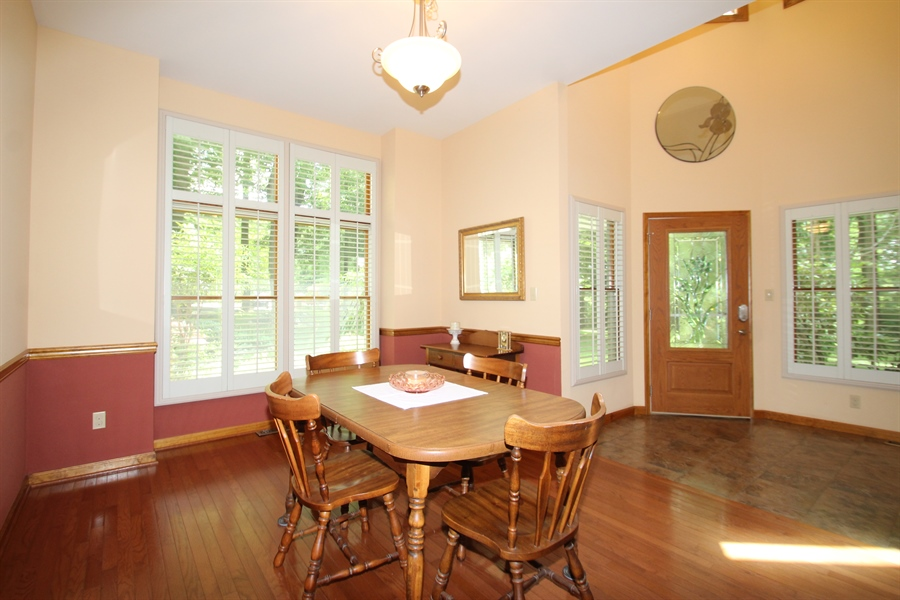 Real Estate Photography - 94 Hunt Valley Loop, Elkton, MD, 21921 - Dining Room