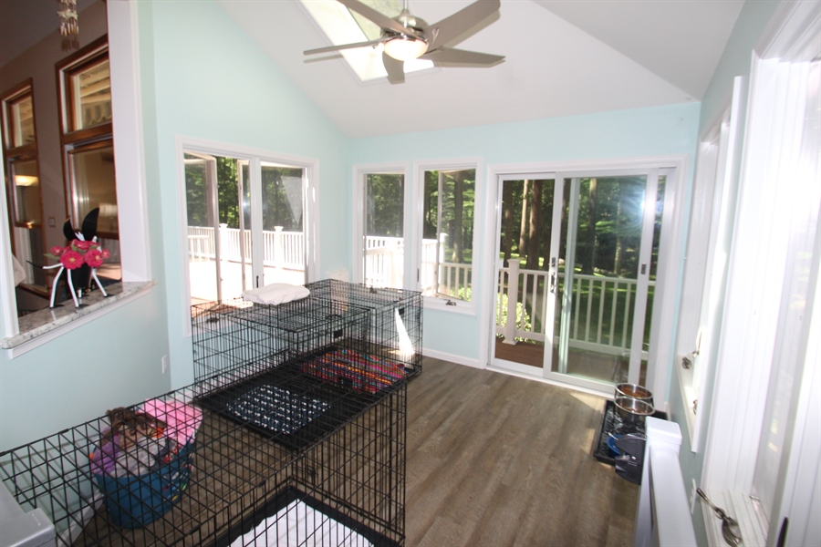 Real Estate Photography - 94 Hunt Valley Loop, Elkton, MD, 21921 - Sunroom