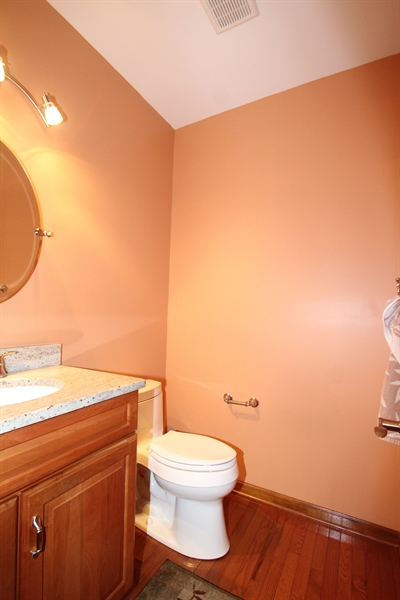 Real Estate Photography - 94 Hunt Valley Loop, Elkton, MD, 21921 - Powder Room