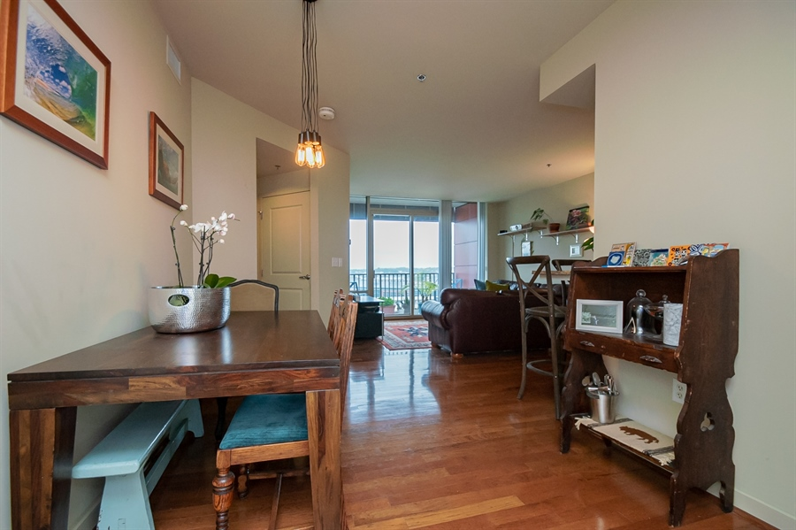 Real Estate Photography - 105 Christina Landing Drive #1308, #1308, Wilmington, DE, 19801 - Entry of #1308