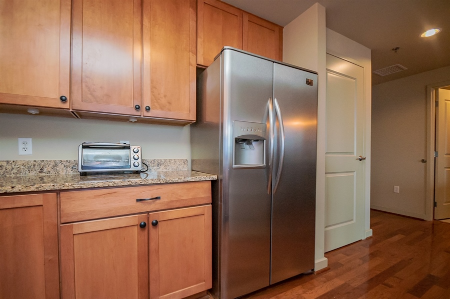 Real Estate Photography - 105 Christina Landing Drive #1308, #1308, Wilmington, DE, 19801 - Stainless Steel Appliances