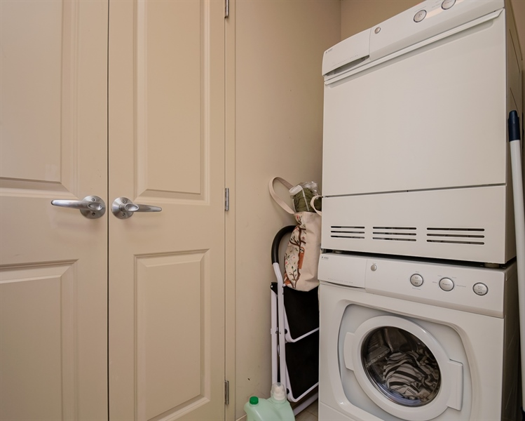Real Estate Photography - 105 Christina Landing Drive #1308, #1308, Wilmington, DE, 19801 - In-Unit Washer/Dryer