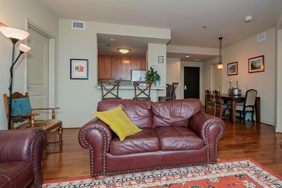 Real Estate Photography - 105 Christina Landing Drive #1308, #1308, Wilmington, DE, 19801 - Nice Open Concept Floor Plan