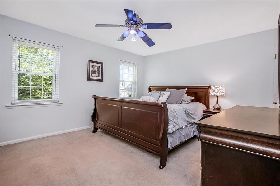 Real Estate Photography - 104 E Green Valley Cir, Newark, DE, 19711 - Serene Master Bedroom