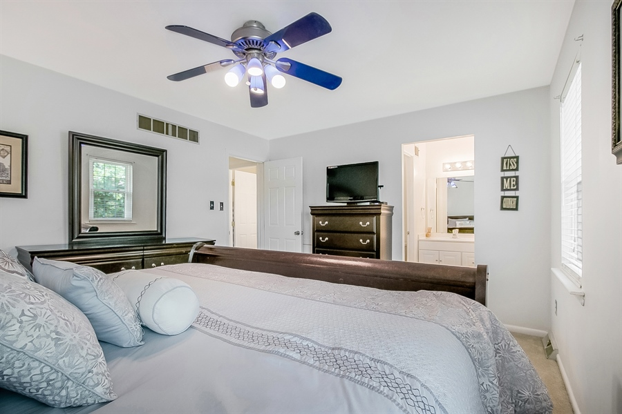 Real Estate Photography - 104 E Green Valley Cir, Newark, DE, 19711 - Another View Of The Master Bedroom