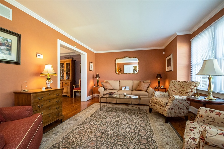 Real Estate Photography - 318 Mitchell Dr, Wilmington, DE, 19808 - Living Room