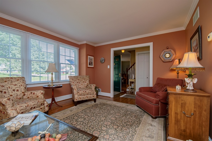 Real Estate Photography - 318 Mitchell Dr, Wilmington, DE, 19808 - Another view of living room