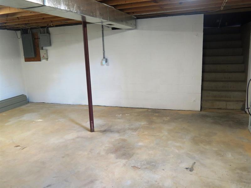 Real Estate Photography - 36  Wheatley Road, Northeast, DE, 21901 - Walkout Basement