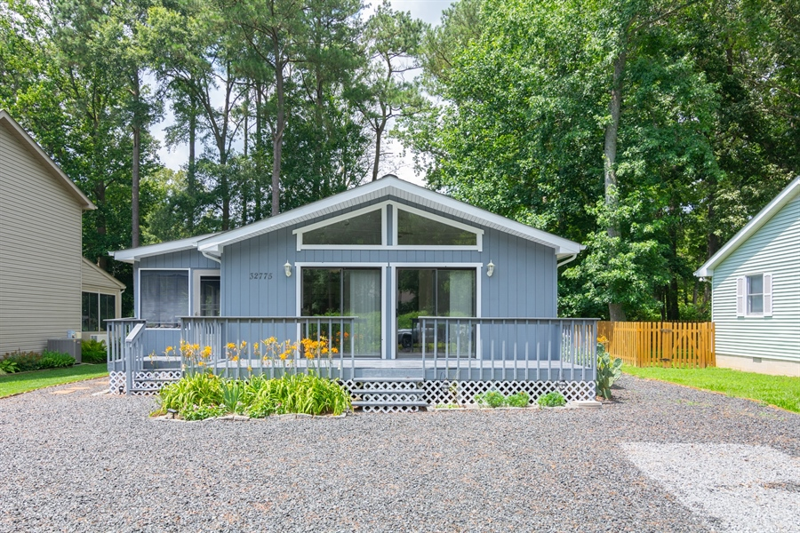 Real Estate Photography - 32775 Bridgeway Dr E, Lewes, DE, 19958 - Adorable beach cottage!