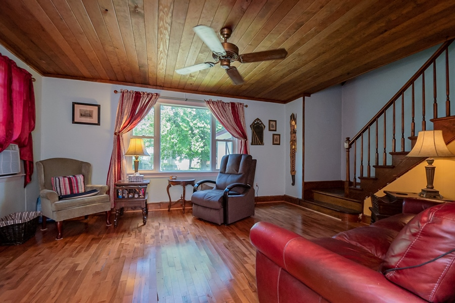 Real Estate Photography - 3112 W Court Ave, Claymont, DE, 19703 - Spacious living room