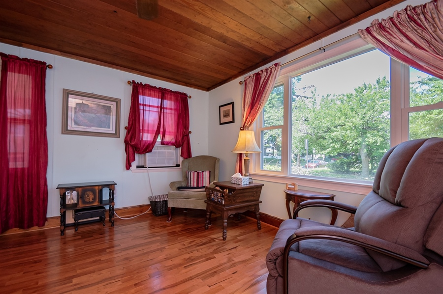 Real Estate Photography - 3112 W Court Ave, Claymont, DE, 19703 - Large window with pleasing view