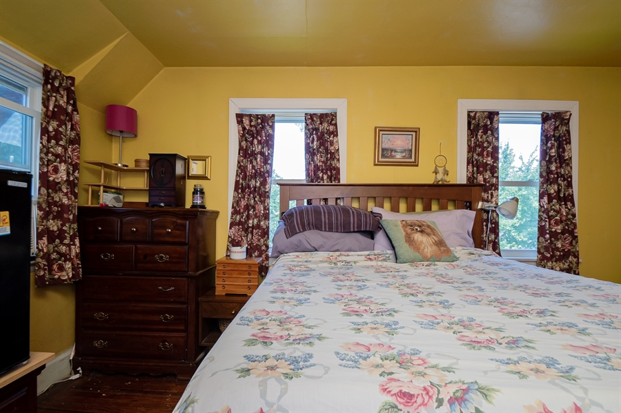 Real Estate Photography - 3112 W Court Ave, Claymont, DE, 19703 - Master bedroom
