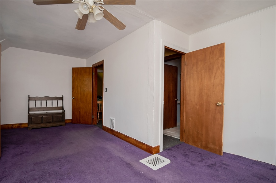 Real Estate Photography - 3112 W Court Ave, Claymont, DE, 19703 - 2nd bedroom easy to remodel back to a 3rd bedroom