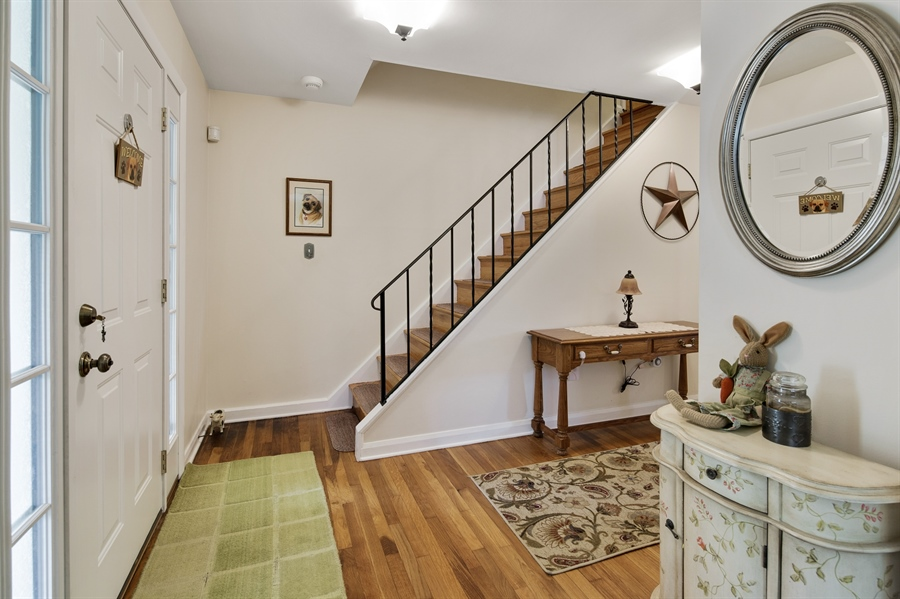 Real Estate Photography - 2515 Raven Rd, Wilmington, DE, 19810 - Gleaming hardwood flooring