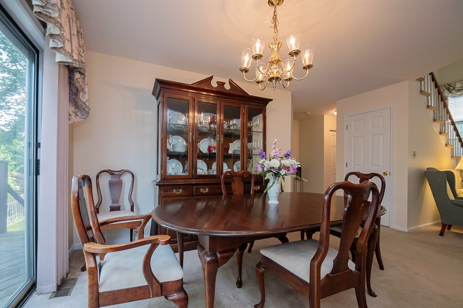 Real Estate Photography - 830 Bess Ln, Wilmington, DE, 19803 - Elegant Dining Room