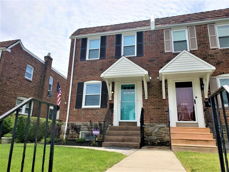 Real Estate Photography - 1908 Linden St, Wilmington, DE, 19805 - Location 1