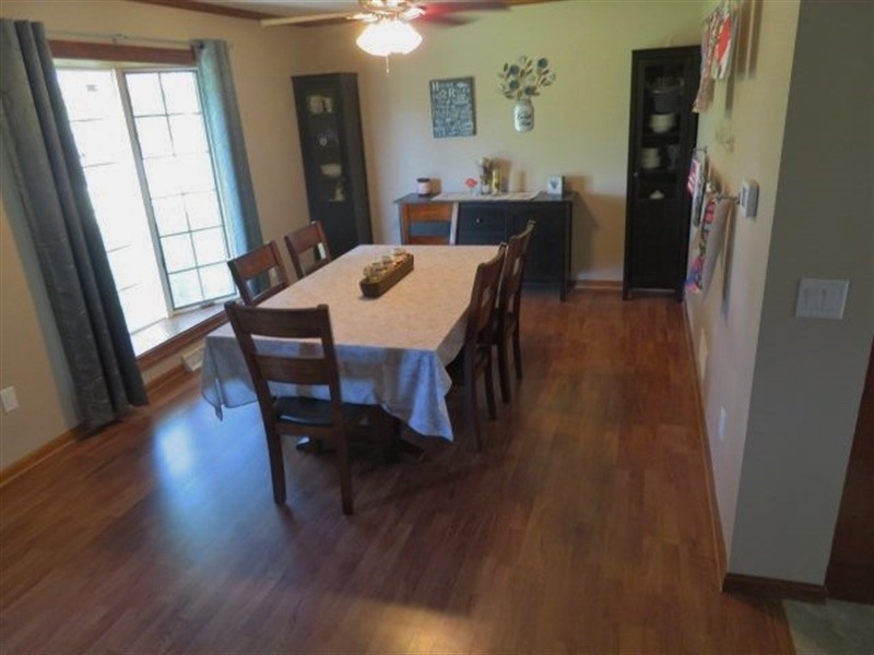 Real Estate Photography - 678 Lorewood Grove Rd, Middletown, DE, 19709 - Dining Room