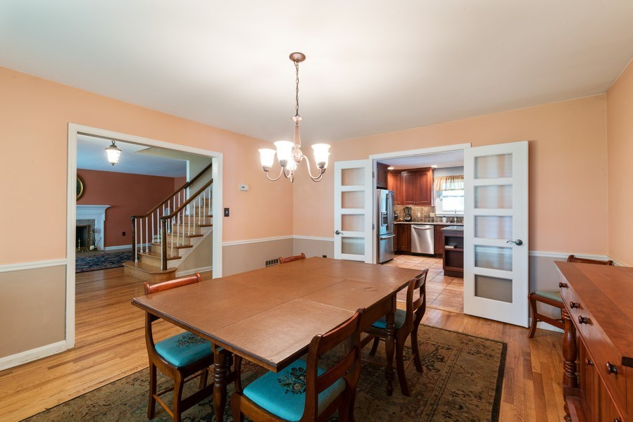 Real Estate Photography - 2513 Pennington Dr, Wilmington, DE, 19810 - Dining Room