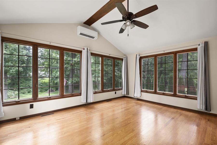 Real Estate Photography - 122 Kirkcaldy Dr, Elkton, MD, 21921 - SUNROOM