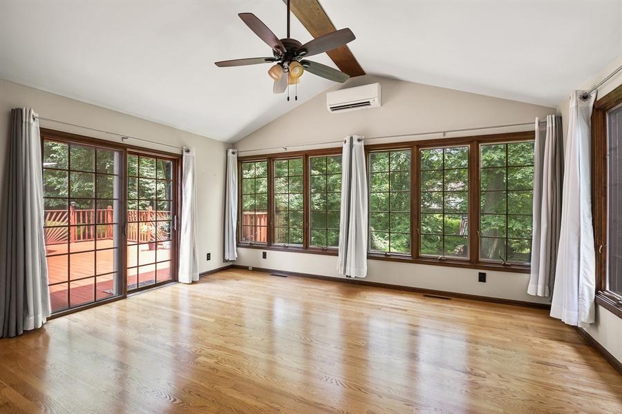 Real Estate Photography - 122 Kirkcaldy Dr, Elkton, MD, 21921 - DINING ROOM - hardwood flooring