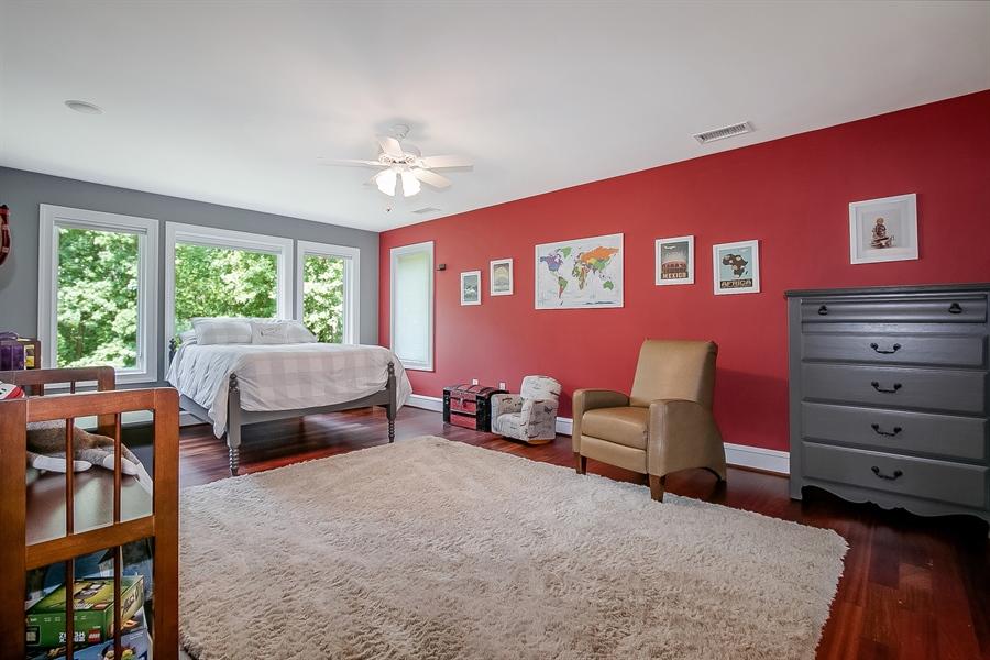 Real Estate Photography - 112 Deer Valley Ln, Greenville, DE, 19807 - Bedroom 3 with En Suite