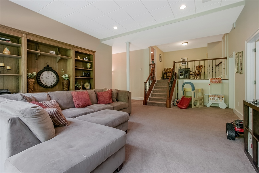 Real Estate Photography - 112 Deer Valley Ln, Greenville, DE, 19807 - 2nd Family Room