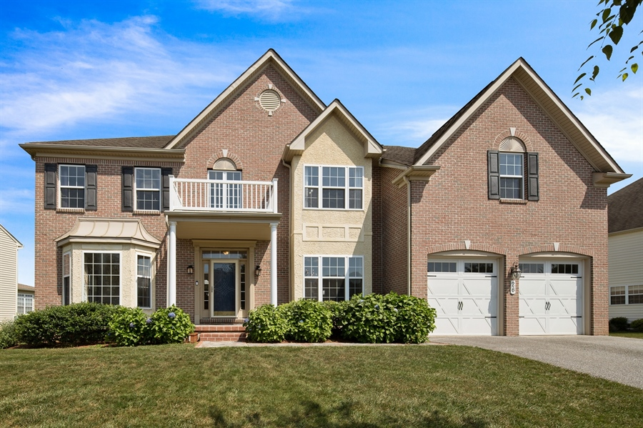 Real Estate Photography - 26 Kirkcaldy Ln, Middletown, DE, 19709 - Welcome home!