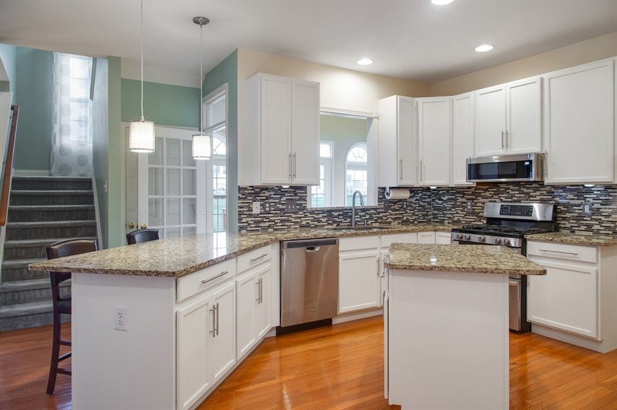 Real Estate Photography - 26 Kirkcaldy Ln, Middletown, DE, 19709 - Open concept breakfast room