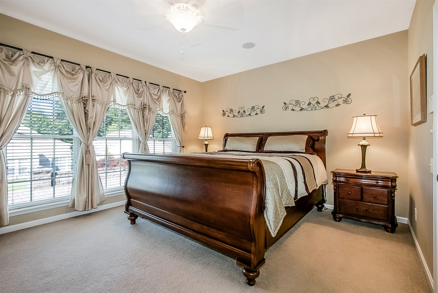 Real Estate Photography - 14 Compass Rose Way, Newark, DE, 19702 - Onwer's  Bedroom