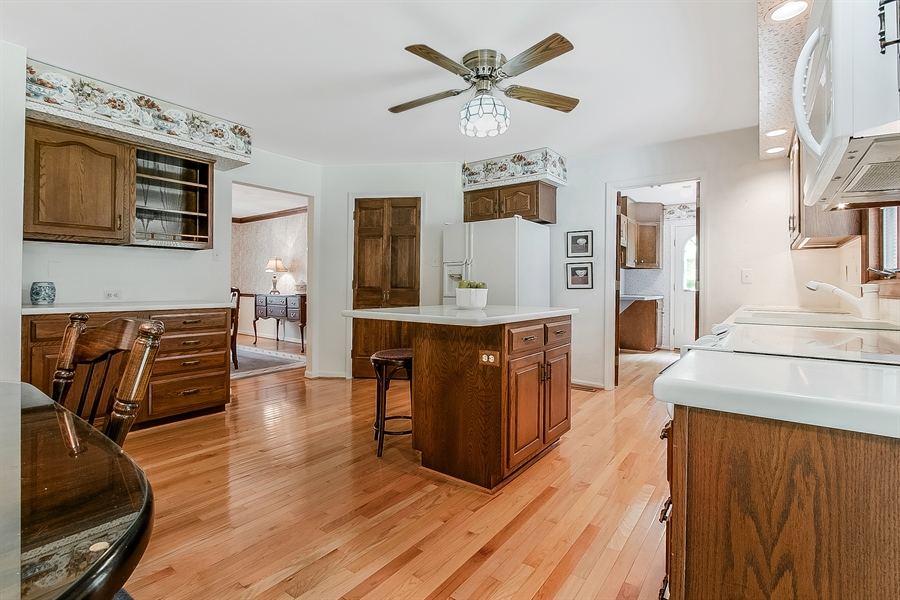 Real Estate Photography - 109 Bridleshire Ct, Newark, DE, 19711 - Updated Kitchen w/ Gleaming Hardwoods