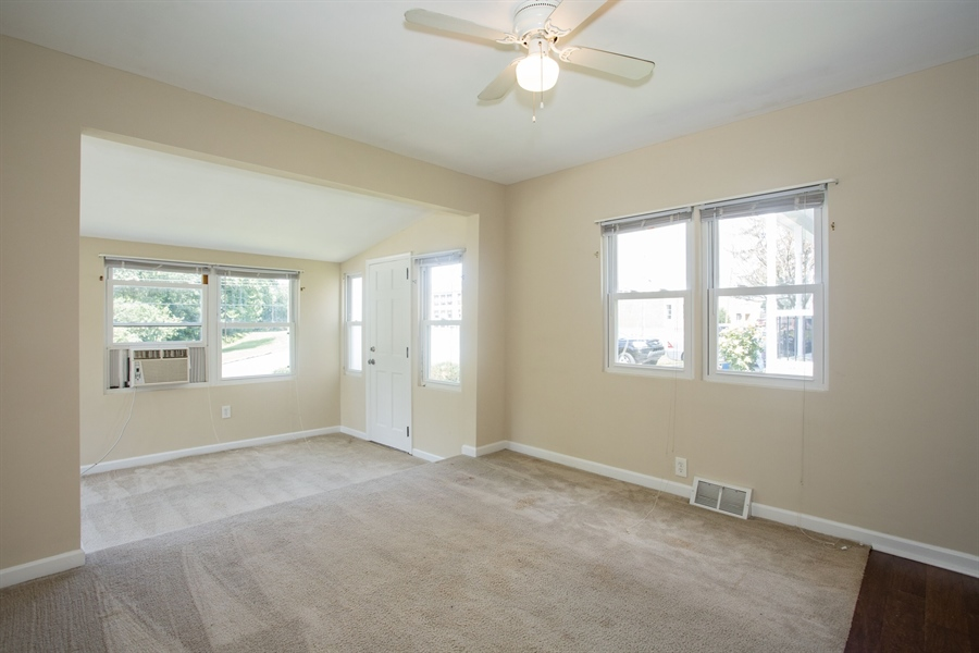 Real Estate Photography - 1806 School Ln, Wilmington, DE, 19808 - Dining Room or Optional Living Room