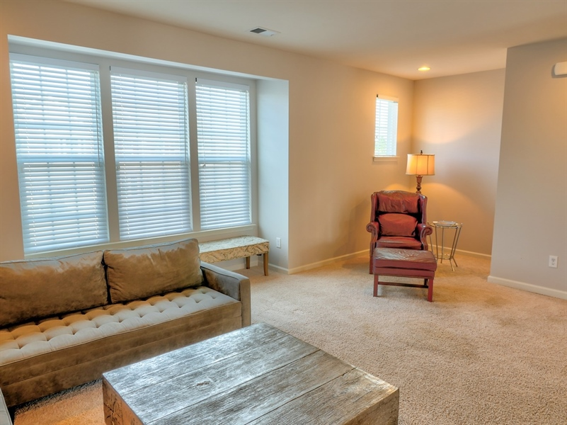 Real Estate Photography - 1320 Madison Lane, Hockessin, DE, 19707 - Another View of Living Room