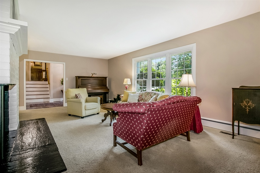 Real Estate Photography - 3112 Centerville Rd, Greenville, DE, 19807 - Living Room - View 3