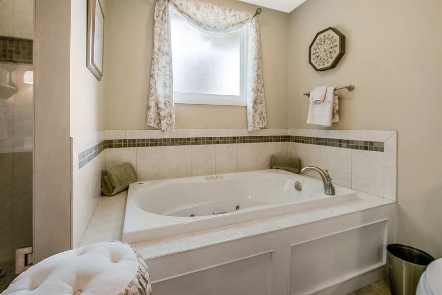 Real Estate Photography - 3112 Centerville Rd, Greenville, DE, 19807 - In-Law Suite - Bathroom View 2