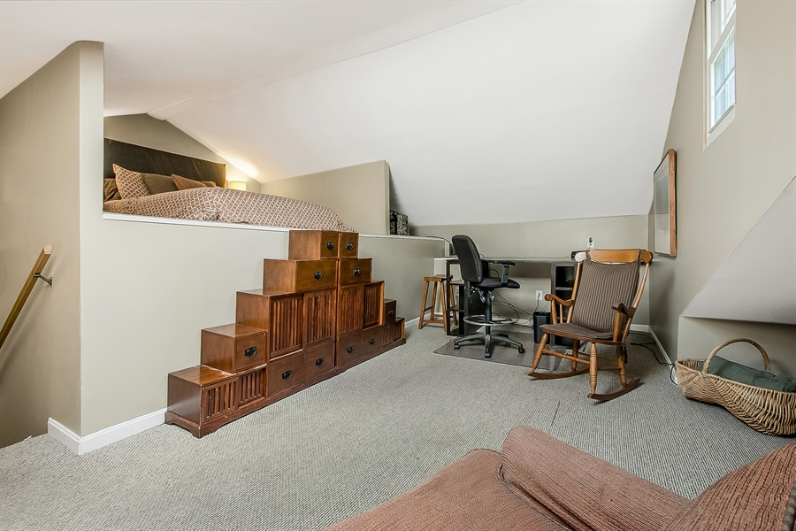 Real Estate Photography - 3112 Centerville Rd, Greenville, DE, 19807 - Top Level - Loft