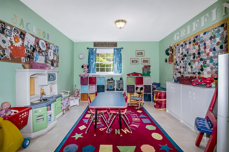 Real Estate Photography - 3112 Centerville Rd, Greenville, DE, 19807 - Lower Level - Play Room